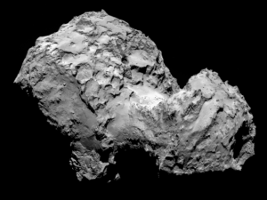ESA Rosetta mission to comet.